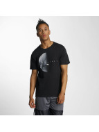 Nike t-shirt Air 2 zwart
