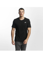 Nike t-shirt NSW Club zwart