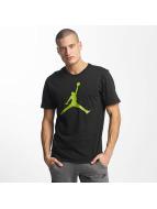 Nike t-shirt JSW Brand 6 zwart