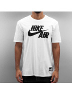 Nike T-Shirts Air 5 beyaz