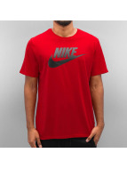 Nike T-Shirts Futura Icon kırmızı