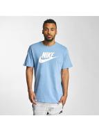 Nike T-Shirts Futura Icon mavi