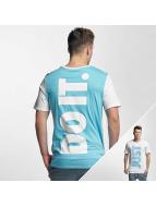 Nike T-Shirty NSW AW15 Clrblk JDI bialy