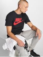 Nike T-Shirty Futura Icon czarny