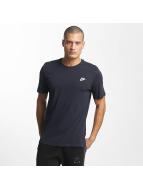 Nike T-Shirty NSW Club niebieski