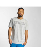 Nike T-skjorter Dry Just Do It grå