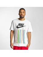 Nike T-skjorter INTL 1 hvit