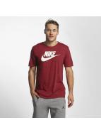 Nike T-skjorter NSW Legacy red