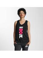 Nike Tank Tops NSW JDI Prep musta
