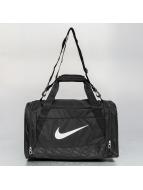 Nike Tasche Brasilia 6 Small Duffel schwarz
