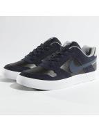 Nike SB Delta Force Vulc Skateboarding Sneakers Obsidian/Obsidian Black Wolf Grey