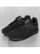 Nike Tennarit Air Max Command Leather musta