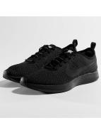 Nike Dualtone Racer Sneakers Black/Black/White