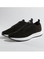 Nike Dualtone Racer Premium Sneakers Black/Black/White