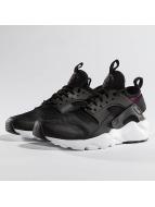 Nike Air Huarache Run Ultra Sneakers Black/Tea Berry/Black/White