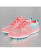 Nike Tennarit Women's Free Focus Flyknit Training oranssi