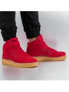 Nike Tennarit Air Force 1 High 07 LV8 punainen