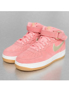 Nike Tennarit WMNS Air Force 1'07 Mid Seasonal roosa
