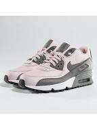 Nike Tennarit Air Max 90 Leather (GS) roosa