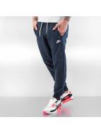 Nike tepláky Sportswear Legacy modrá