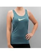 Nike Top Pro turquesa