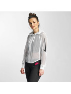 Nike Transitional Jackets NSW FZ Crop SWSH MSH hvit