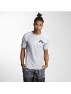 Nike Tričká NSW Lunar Photo šedá