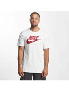 Nike Tričká Futura Icon biela