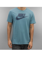 Nike Futura Icon T-Shirt Smokey Blue/Binary Blue