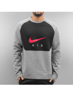 Nike Tröja NSW BB Air HYB grå