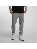 Nike Sportswear Advance 15 Sweatpants Dark Grey Heather/Black/Matte_Silver/White