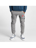 Nike Verryttelyhousut Air Fleece harmaa