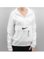 Nike Veste demi-saison W NSW Packable Swsh blanc