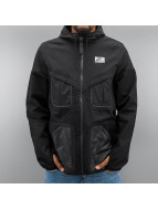 Nike Veste demi-saison International Windrunner noir