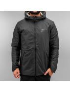 Nike Veste d'hiver Sportswear noir
