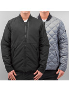 Nike Winterjacke Downtown 550 schwarz