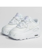 Nike Zapatillas de deporte Air Max 90 Leather Toddler blanco