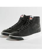 Nike Blazer Mid Suede Vintage Sneakers Anthracite/Black/Ivory/Gum Med Brown
