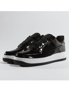 Nike Air Forcce 1 '07 Premium Sneakers Black/Black/Reflect Silvern