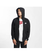 Nike Zip Hoodie Sportswear Advance 15 черный