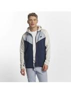 Nike Zip Hoodie NSW Tech Fleece gray