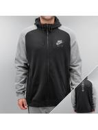 Nike Zip Hoodie Sportswear szary