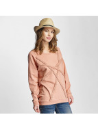 Nikita Jumper Plaited Crew rose