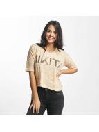 Nikita T-Shirt Letharia rosa