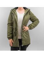 Noisy May Демисезонная куртка nmThule зеленый