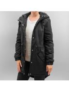 Noisy May Демисезонная куртка nmThule черный