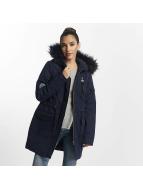 Noisy May Зимняя куртка nmLove синий