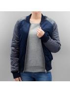 Noisy May Куртка-бомбардир NMCave синий