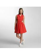 Noisy May Elbiseler NMPeaches Cut Out kırmızı