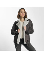 Noisy May Lightweight Jacket nmInes grey